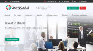 Grand Capital Review - ¿Es una estafa o un corredor de forex seguro?